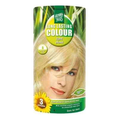 Hennaplus Long Lasting Light Blond 8  bei apo.com bestellen