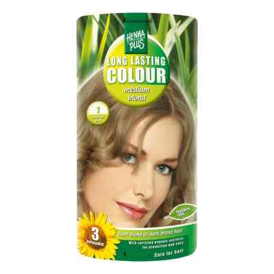 Hennaplus Long Lasting Medium Blond  bei apo.com bestellen