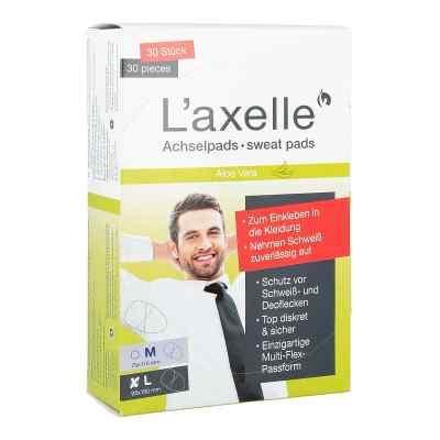 Laxelle Achselpads mit Aloe Vera Größe l  bei apo.com bestellen