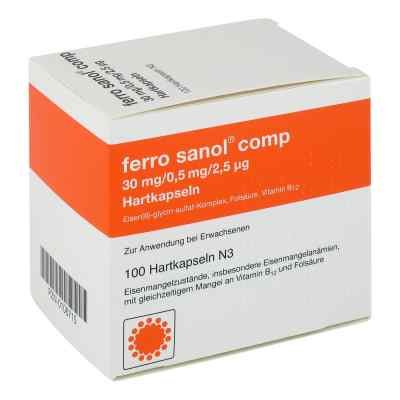 Ferro sanol comp 30mg/0,5mg/2,5μg  bei apo.com bestellen