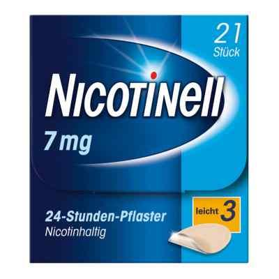 Nicotinell 7mg/24-Stunden-Nikotinpflaster, Leicht (3)  bei apo.com bestellen