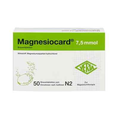 Magnesiocard 7,5 mmol Brausetabletten  bei apo.com bestellen