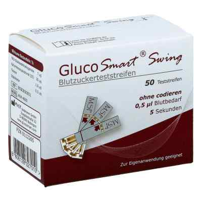 Glucosmart Swing Blutzuckerteststreifen  bei apo.com bestellen
