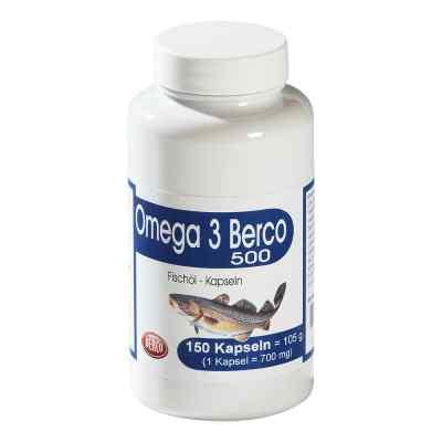 Omega 3 Berco 500 Kapseln  bei apo.com bestellen