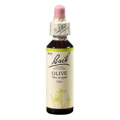 Bachblüten Olive Tropfen  bei apo.com bestellen