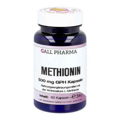 Methionin 500 mg Gph Kapseln  bei apo.com bestellen