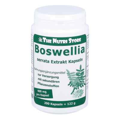 Boswellia 400 mg Extrakt vegetarische Kapseln  bei apo.com bestellen