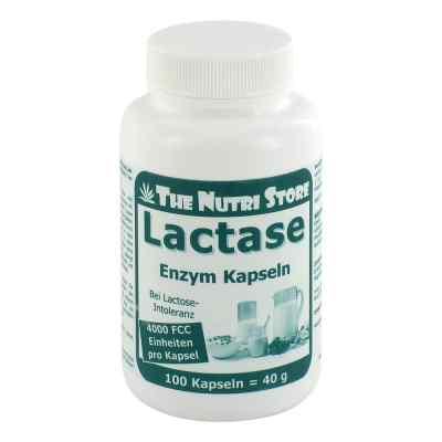 Lactase 4000 Fcc Enzym Kapseln  bei apo.com bestellen