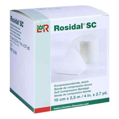 Rosidal Sc Kompressionsbinde weich 10cmx2,5m  bei apo.com bestellen