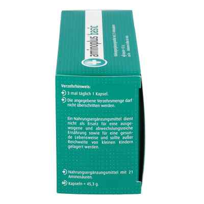 Aminoplus Basic Kapseln  bei apotheke-online.de bestellen