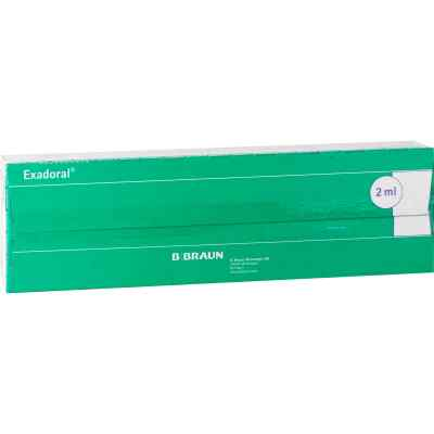 Exadoral B.braun orale Spritze 2 ml  bei apo.com bestellen