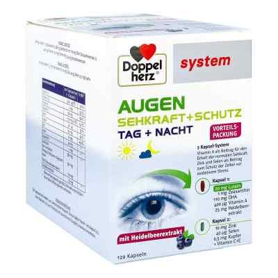 Doppelherz Augen Sehkraft+schutz system Kapseln  bei vitaapotheke.eu bestellen