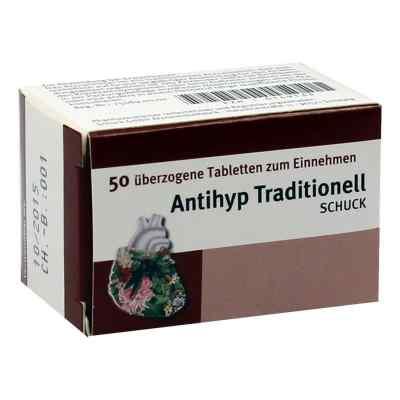 Antihyp Traditionell Schuck überzogene Tab.  bei apotheke-online.de bestellen