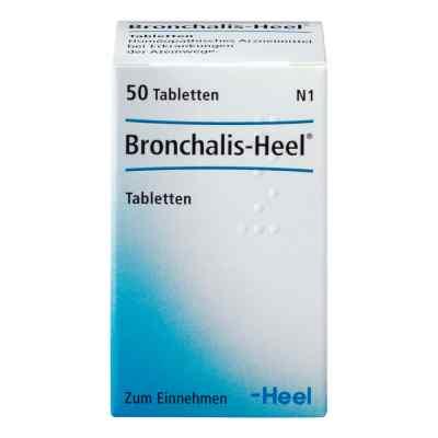 Bronchalis Heel Tabletten  bei apotheke-online.de bestellen