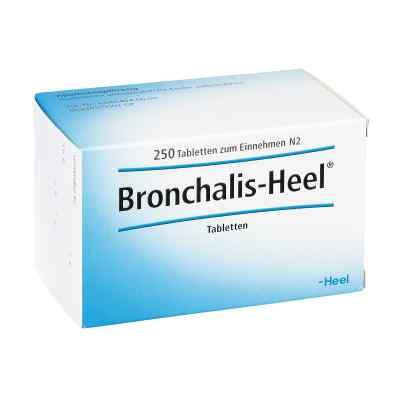 Bronchalis Heel Tabletten  bei apo.com bestellen