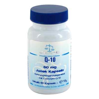Q10 60 mg Junek Kapseln  bei apo.com bestellen