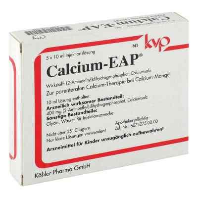 Calcium Eap Ampullen  4%  bei apo.com bestellen
