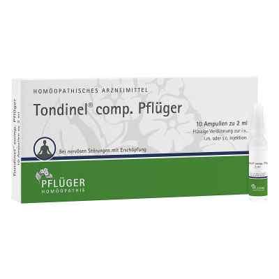 Tondinel compositus Pflüger Ampullen  bei apo.com bestellen