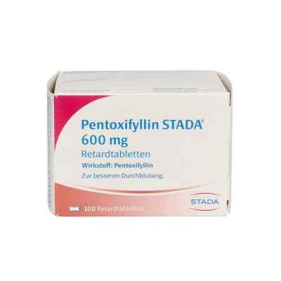 Pentoxifyllin Stada 600 mg retard Tabletten  bei apo.com bestellen