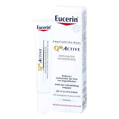 Eucerin Egh Q10 Active Augencreme  bei apotheke-online.de bestellen