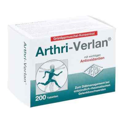 Arthri Verlan Tabletten  bei apotheke-online.de bestellen