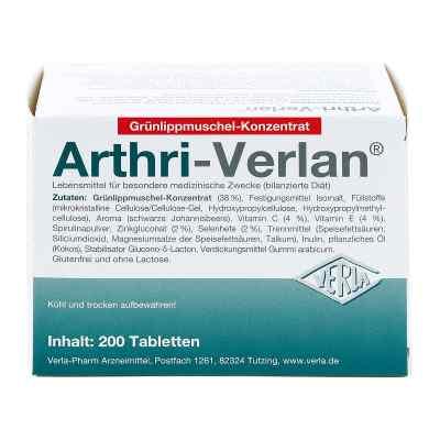 Arthri Verlan Tabletten  bei apo.com bestellen