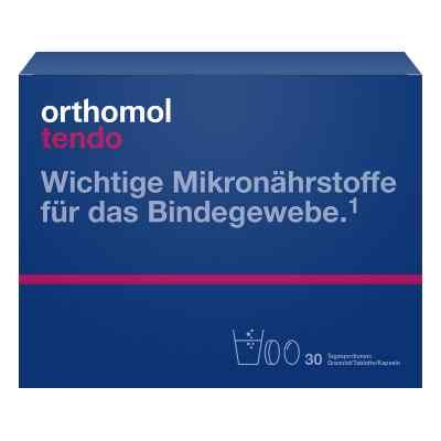 Orthomol Tendo Granulat/Kapseln 30 Kombipackung  bei vitaapotheke.eu bestellen