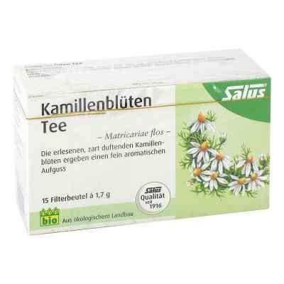 Kamillenblüten Tee Bio Matricariae flos Salus  bei apo.com bestellen