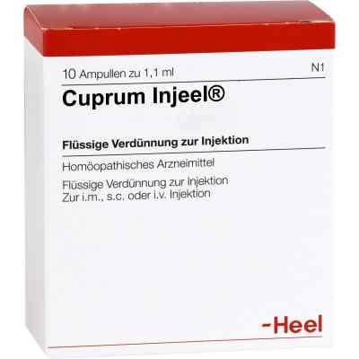 Cuprum Injeel Ampullen  bei apo.com bestellen