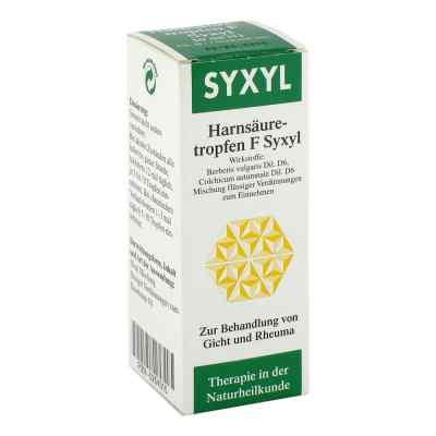 Harnsäuretropfen F Syxyl Lösung