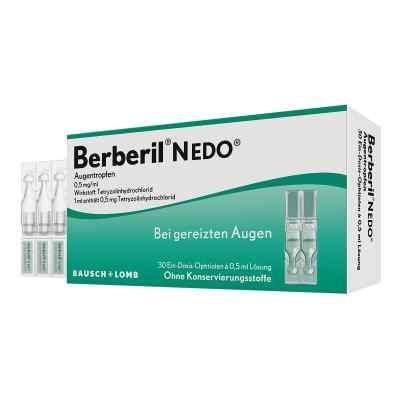 Berberil N EDO Augentropfen  bei apotheke-online.de bestellen