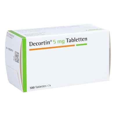 Decortin 5 mg Tabletten  bei apo.com bestellen