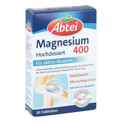 Abtei Magnesium 400 Tabletten  bei vitaapotheke.eu bestellen