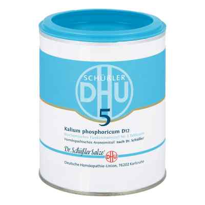 Biochemie Dhu 5 Kalium phosphorus D12 Tabletten  bei apo.com bestellen