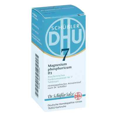Biochemie Dhu 7 Magnesium phosphoricum D3 Tabletten  bei apo.com bestellen