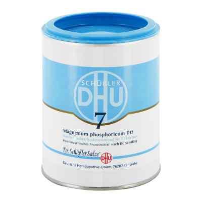 Biochemie Dhu 7 Magnesium phosphoricum D12 Tabletten  bei apo.com bestellen