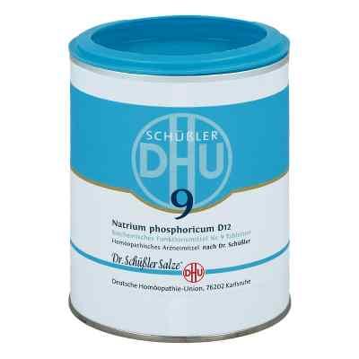 Biochemie Dhu 9 Natrium phosph. D 12 Tabletten  bei apo.com bestellen