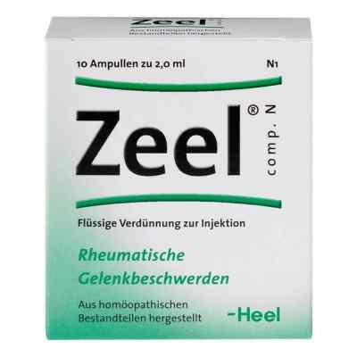Zeel compositus N Ampullen