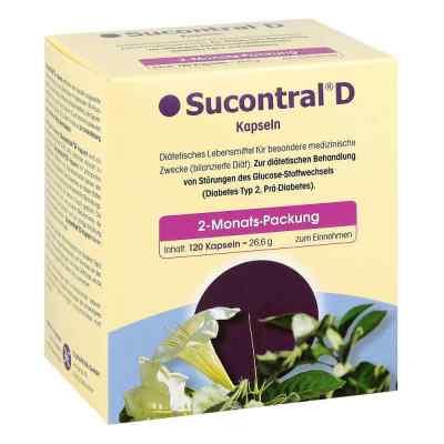 Sucontral D Diabetiker Kapseln  bei apotheke-online.de bestellen