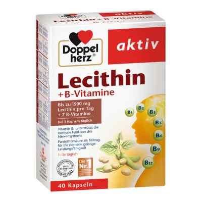 Doppelherz Lecithin + B-vitamine Kapseln  bei apotheke-online.de bestellen