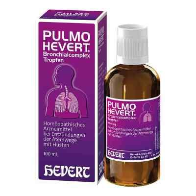 Pulmo Hevert Bronchialcomplex Tropfen  bei apo.com bestellen
