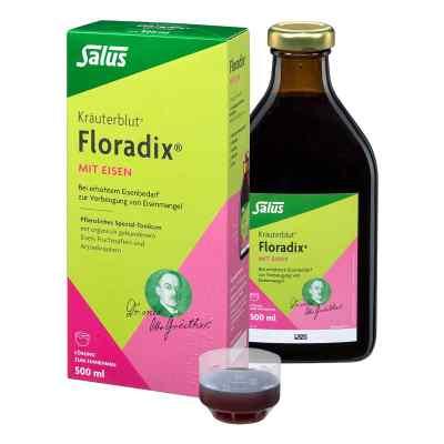 Floradix mit Eisen  bei vitaapotheke.eu bestellen