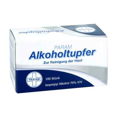 Alkoholtupfer Param  bei apo.com bestellen