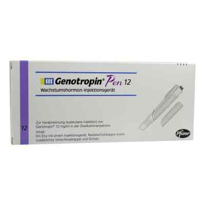 Genotropin Pen 12 mg bunt  bei apo.com bestellen