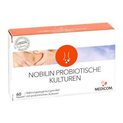 Nobilin Probiotische Kulturen Kapseln  bei apo.com bestellen