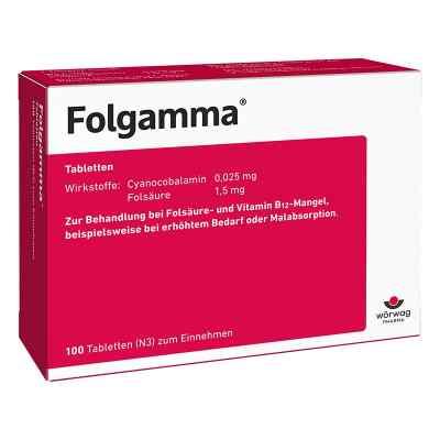 Folgamma Tabletten  bei apo.com bestellen