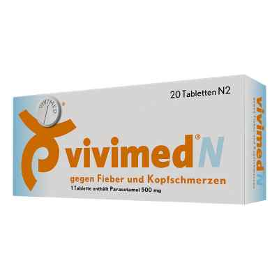 Vivimed N gegen Fieber und Kopfschmerzen  bei apo.com bestellen