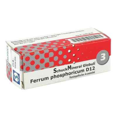 Schuckmineral Globuli 3 Ferrum phosphoricum D12  bei apo.com bestellen
