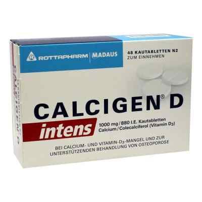 CALCIGEN D intens 1000mg/880 internationale Einheiten  bei apo.com bestellen