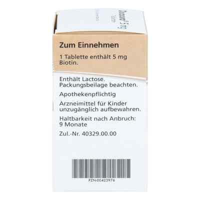 Deacura 5 mg Tabletten  bei apo.com bestellen